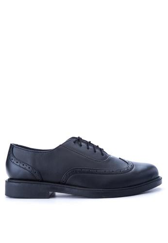 H2Ocean black Severus Formal Shoes H2527SH23IGQPH_1