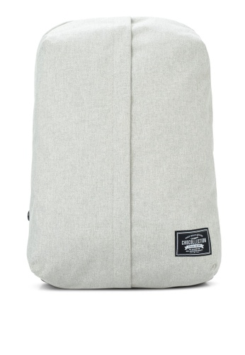 Chocollection grey GEAR Backpack F5477AC405479CGS_1