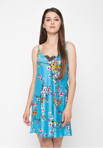 Impression blue Slip Ramona Lace 9085R IM886US33AWSID_1