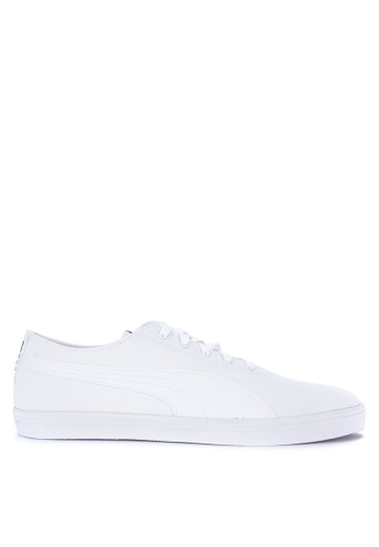 Puma white Urban Lace-up Sneakers 91D98SH2CC1EEEGS_1