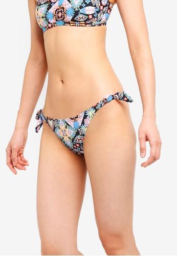 6075ac70be Buy Piha Carnival Tie Side Bikini Bottom Online on ZALORA Singapore
