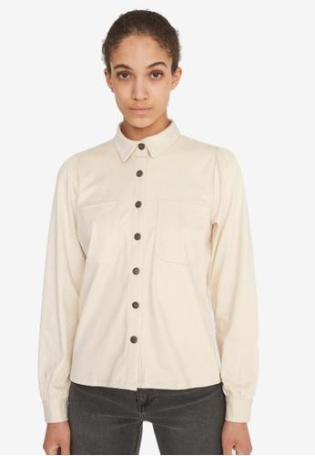 Noisy May beige Halo Hill Shirt FB796AA8372BBDGS_1