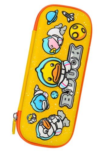 Yome yellow YOME Pencil Case Duckie 59B57KC12C959AGS_1