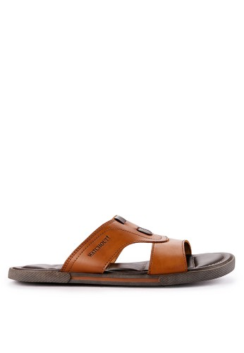 Watchout! Shoes brown Slip On Shoes AAC72SH747F835GS_1