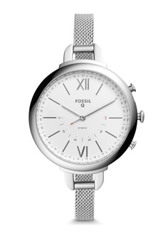 0e64763f7 Fossil grey Fossil Q Annette Hybrid Smartwatch FTW5026 91963AC9AE50FAGS_1