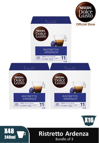 NESCAFE Dolce Gusto [3 Boxes] NESCAFE Dolce Gusto Ristretto Ardenza Capsules (16 servings Per Box) 3C99AESD7A2325GS_1