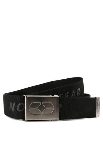 No Fear black Leaque - Webbing Belt CAFCFAC9CBC9B4GS_1