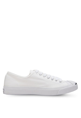 009f1829f1c1 Converse white Jack Purcell Jack Ox Unisex Sneakers CO302SH83YJCMY 1