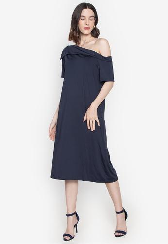 Chictees blue Sandy Dress 7B9A6AAE0C0922GS_1