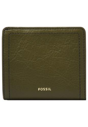 FOSSIL green Logan Wallet SL7829376 29A9CAC4C9EB9CGS_1