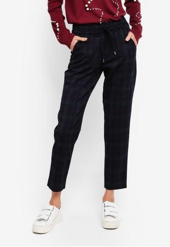 ESPRIT black Woven Length Service Pants AD810AA9979734GS_1