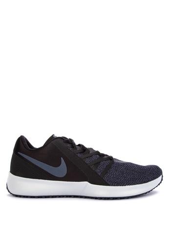 Nike black Nike Varsity Compete Trainer Shoes 0ADACSHE57EFE0GS_1