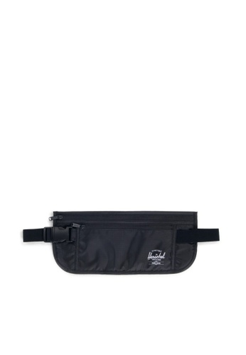 Herschel black Herschel Money Belt Black F034AACA8EAA18GS_1