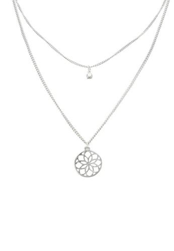 Pieces silver Mona Necklace 86D54ACAE339C4GS_1