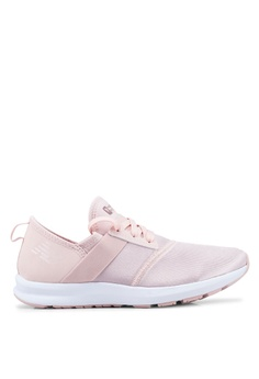 0f22924cbb7 New Balance pink XNRG Womens Fresh Foam Shoes EA615SH606310BGS 1