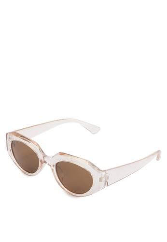 Louvre Paris brown Kacamata Polarized Cornetta Sunglasses F654FGL8DBB805GS_1