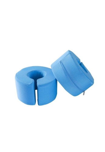 MEDPRO MEDPRO™ Pressure Sore Relief Round Cushion for Small Bony Areas 1 piece in Blue 2E18AES0813B0BGS_1