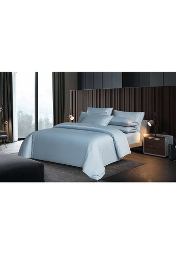Canopy Canopy Luxe Elegant 100% USA Cotton Full Bed Set 53B8FHLDFFD495GS_1