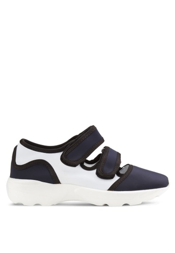 addicts anonymous navy Elena Sneakers AD479SH89MHYMY_1