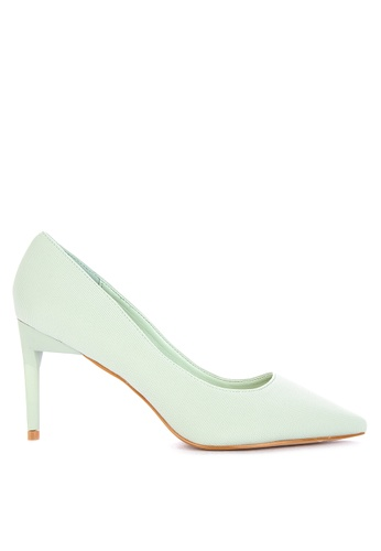 Primadonna green Pointed Heels 21C76SH48E0806GS_1