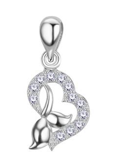Heart Stone Pendant