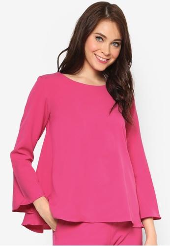 Deir pink Arya Top DE484AA05OBMMY_1