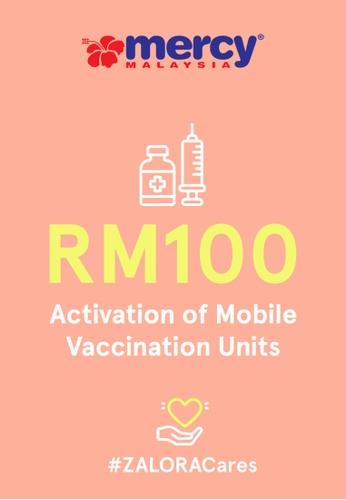 #ZALORACares MERCY Malaysia - Donation to fight COVID-19 (RM100) 179FAAC8662261GS_1