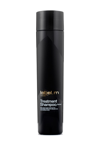 label.m black Treatment Shampoo 300ml LA590BE24CJRSG_1