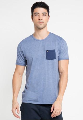 FAMO blue Tshirt 0211 FA263AA0V6BDID_1
