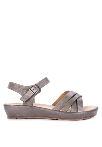 39ad0bc1b173 Shop Gibi Strappy Sandals Online on ZALORA Philippines