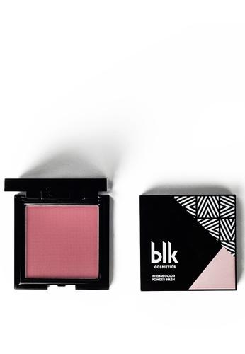 blk cosmetics pink Pinched (Pink) - Intense Color Powder Blush EC6ECBEBAC14C7GS_1