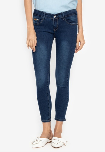 CHILI PEPPER blue Fashion Skinny Jeans 6BB68AAD9D748AGS_1