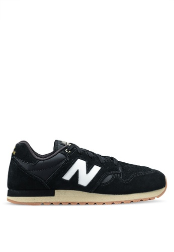 New Balance black 520 Lifestyle Shoes 08366SHEC750B3GS_1