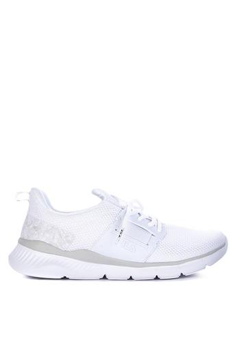 Fila white Blender Running Shoes 18404SH25B5762GS_1