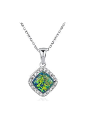 SUNRAIS silver Premium Silver S925 Silver Fashion Necklace 42DF1ACAB42572GS_1