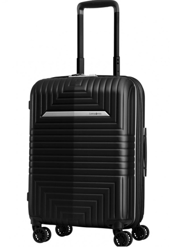 Samsonite black Samsonite D200 Spinner 55/20 Exp 3D6B0AC7B11598GS_1
