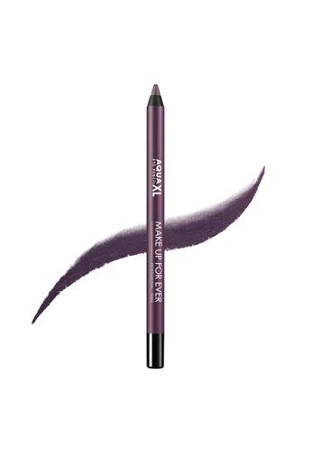 MAKE UP FOR EVER purple AQUA XL EYE PENCIL - Waterproof Eyeliner - Waterproof Eyeliner 1,2G M-80 9BEBCBEE6FEDF8GS_1