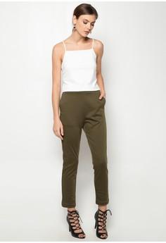 Lydia Crop Top and Pants set