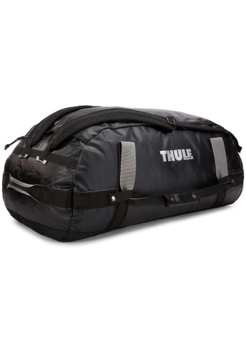Thule black Thule Chasm Duffel Bag 90L - Black B01C7AC47511C9GS_1