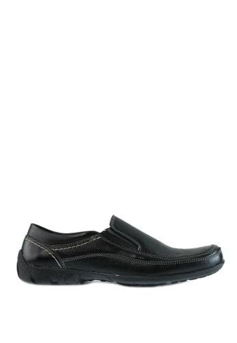 Sogno black Sepatu Slip On Pria GF.2102 779EFSHD6A0FDCGS_1