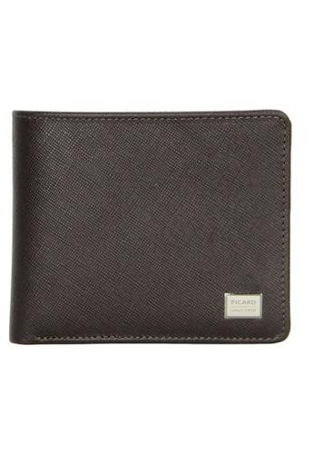 Picard brown Picard Saffiano Bifold Wallet B67F0ACC8AB380GS_1