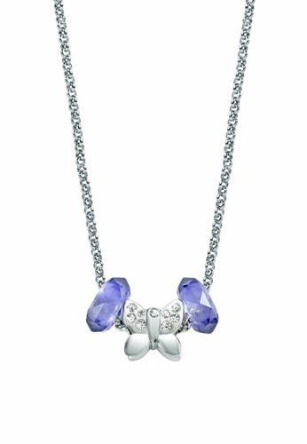 Morellato silver Drops Necklace SCZ228 Steel Crystals E92E2ACE539818GS_1