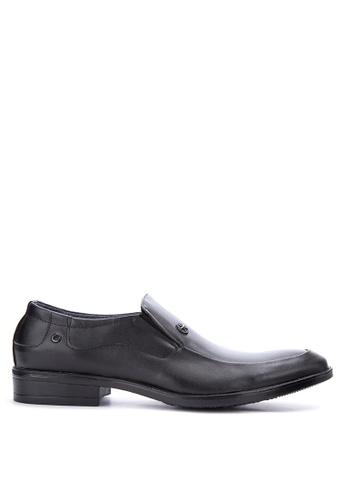 H2Ocean black Isaias Formal Shoes H2527SH0IWEHPH_1