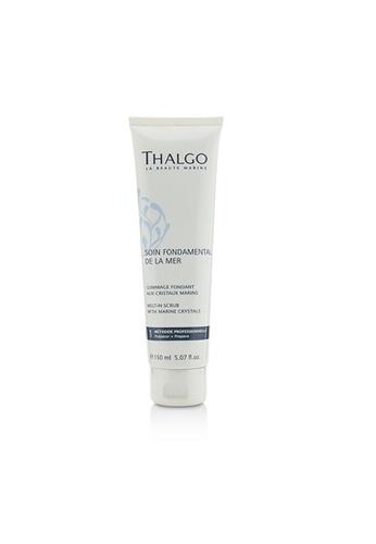 Thalgo THALGO - Soin Fondamental De La Mer Melt-In Scrub With Marine Crystals (Salon Product) 150ml/5.07oz 4D88BBE37FECC5GS_1