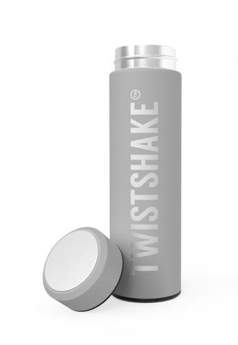 Twistshake Twistshake Hot Or Cold Bottle 420ml Pastel Grey 14837ESB77D77CGS_1