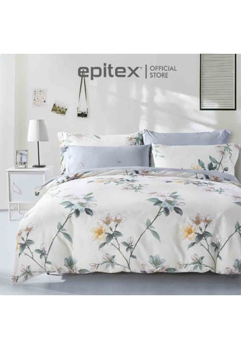 Epitex Epitex CP2033-10 900TC 100% Cotton Bedset FD1B2HL5E8BD11GS_1