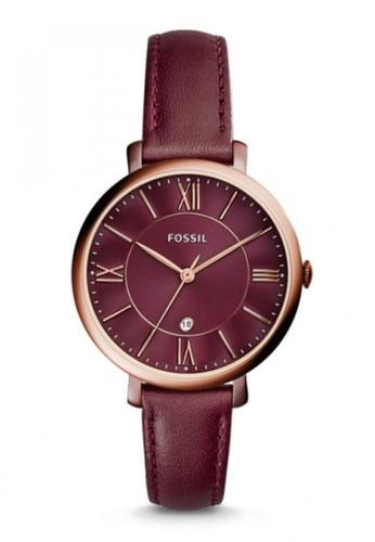 Fossil  Jesprit童裝門市ACQUELINE簡約女錶 ES4099, 錶類, 時尚型