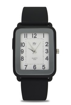 MJ Unisex Casual Analog Watch S080