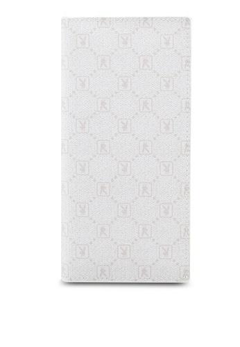 Playboy white Playboy RFID Blocking Bi-Fold Long Wallet 4347DAC5F3136FGS_1