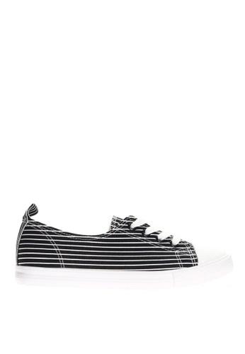 New York Sneakers black Ivy G8732 Women's Low Cut Shoes 6819FSH3885404GS_1